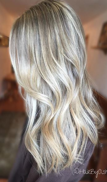 Mane Interest Pearl Blonde Babylights