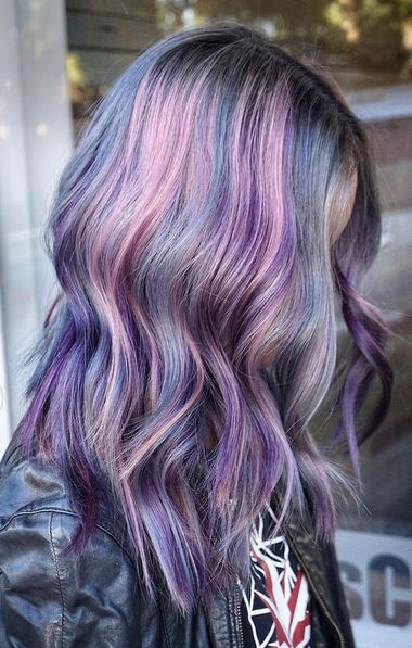 Unicorn Hair Mane Interest