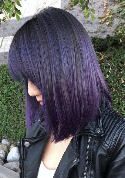 Mane Interest Magical Violet