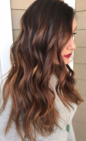 Mane Interest Warm Brunette