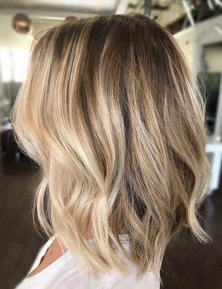 Blonde Highlights And Lowlights Mane Interest